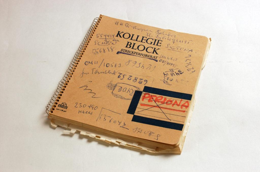 Ingmar Bergmans arkiv