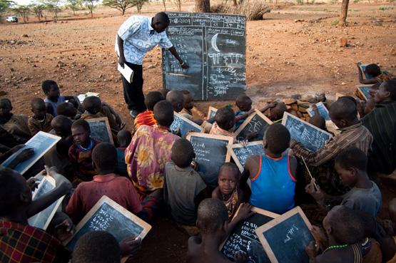 Foto: Karimojong regionen i Uganda ©UNESCO/Marc Hofer