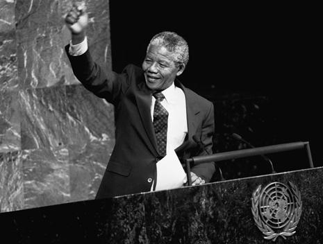 Nelson Mandela © UNESCO