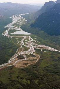Världsarvet Laponia i Norrbotten