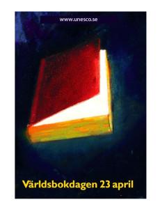 Affisch Världsbokdagen