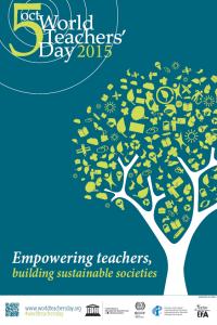 Internationella Lärardagen