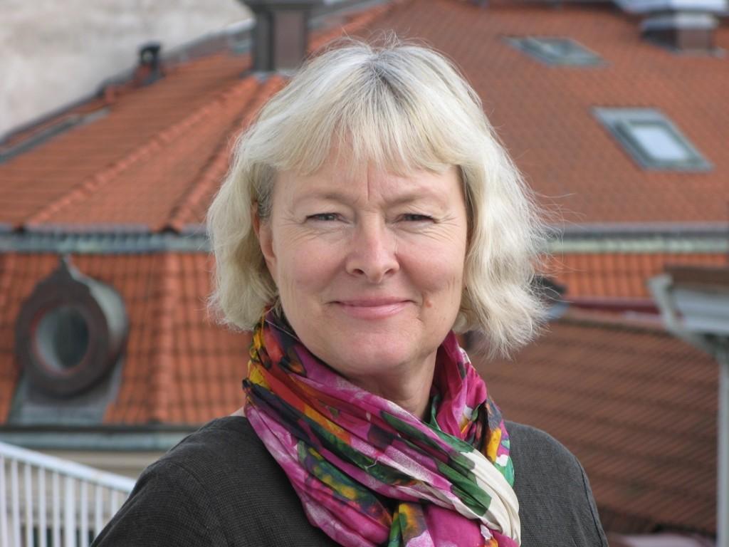 Annika Nordström, Institutet för språk och folkminnen, Foto Bengt Edqvist