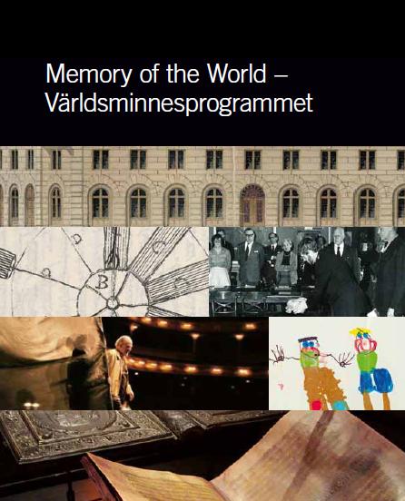världsminnnesprogrammet