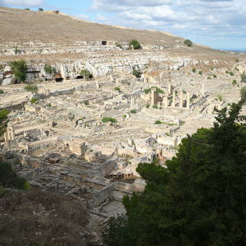 Archaeological Site of Cyrene. Foto: Francesco Bandarin