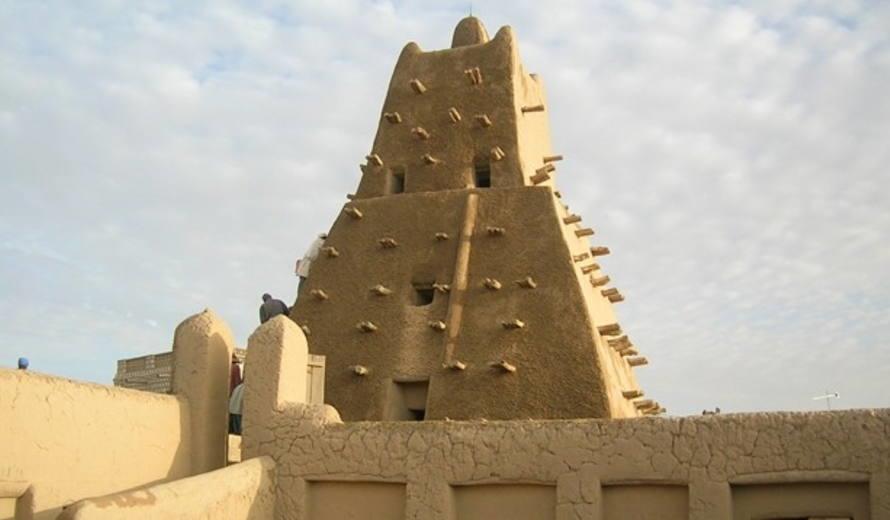 Timbuktu, Mali © UNESCO F.Bandarin