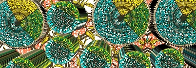 Färgglada mönster