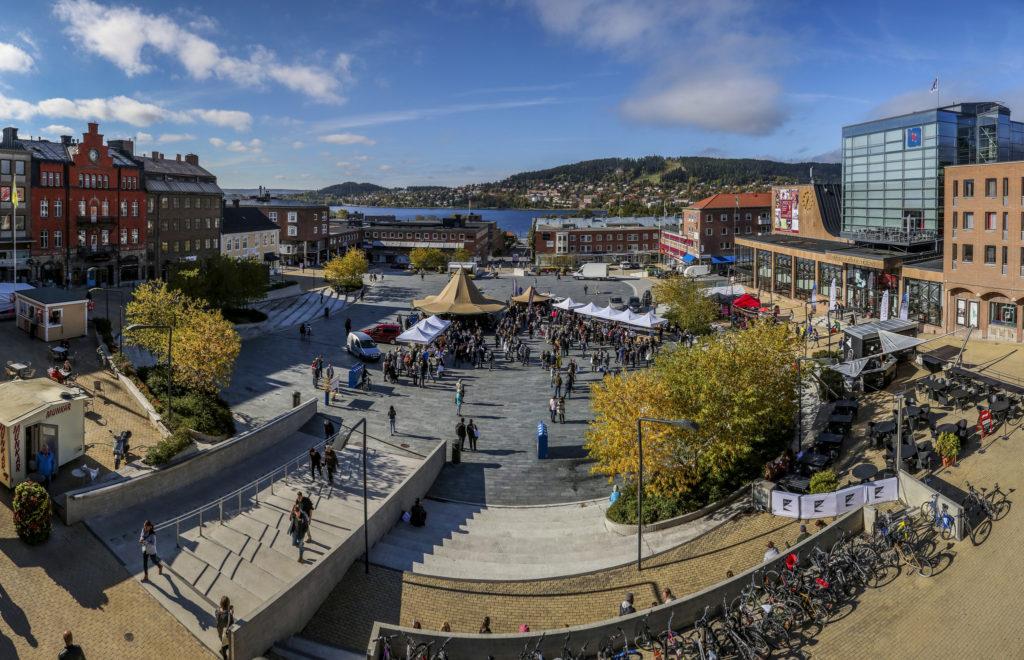 Östersund Main Square
