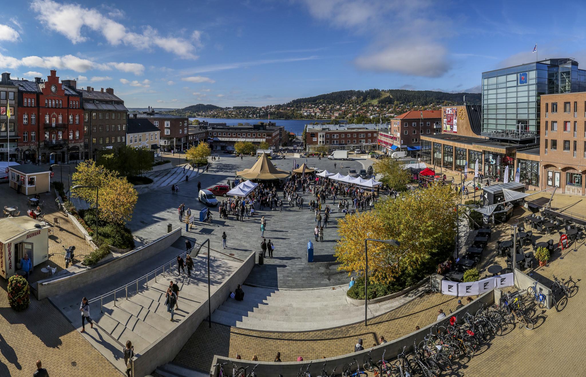 Bild från Östersund