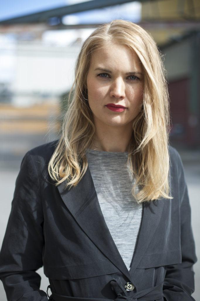 Porträttbild Emma Frans