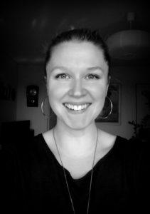 Porträttbild på Maria Gustafson Danielsson