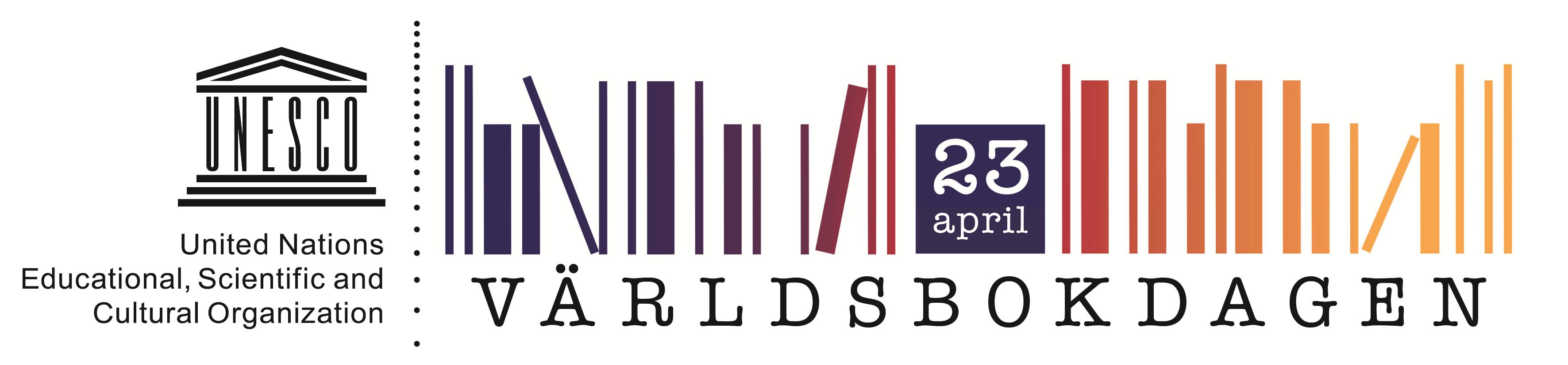 Pressbild för världsbokdagen 2017