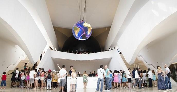 Museu do amanha i Brasilien
