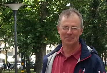 Göran Blom, ordförande för biosfärprogrammet
