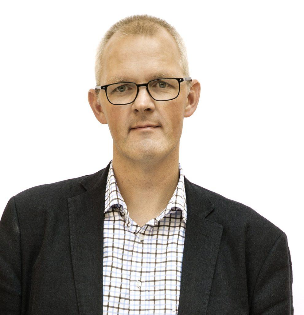 Kulturförvaltningens ledningsgrupp. Adam Hidestål, Stadsarkivet